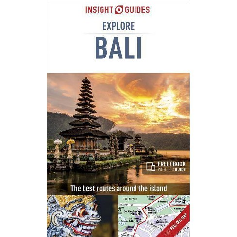 Insight Guides Explore Bali (Travel Guide with Free Ebook) - (Insight Explore Guides) 2 Edition - image 1 of 1