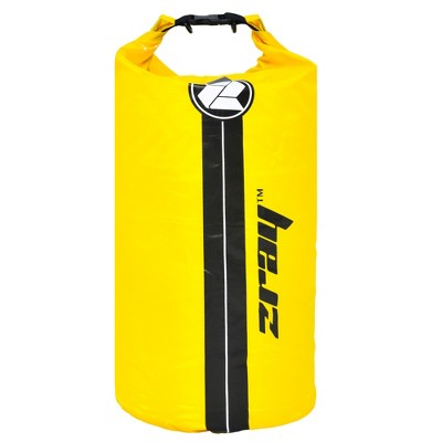 Pool Central Yellow Zray Lightweight Waterproof Gear Dry Bag - 10 Liter