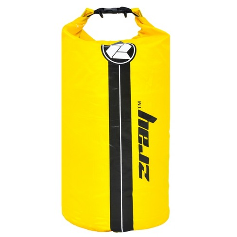 Pool Central 10 Liter - Yellow Zray Lightweight Waterproof Gear Dry Bag - image 1 of 1