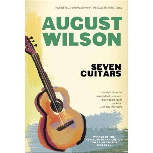 Seven Guitars - by  August Wilson (Paperback) - image 1 of 1