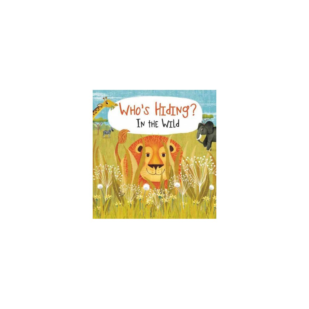 Who's Hiding? In the Wild (Hardcover) (Kaitlyn Diperna)