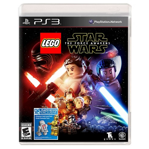 LEGO Star Wars: The Force Awakens PlayStation 3 - image 1 of 1