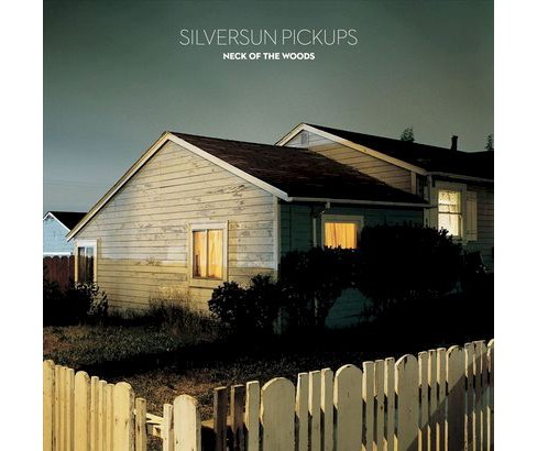Silversun Pickups - Neck of the Woods (CD) - image 1 of 1