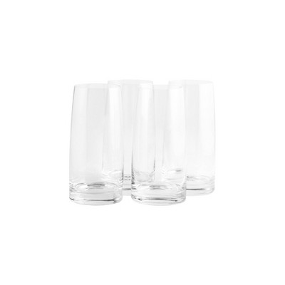 17oz 4pk Crystal Experience Highball Glasses - Stoelzle