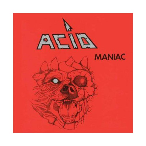 Acid - Maniac (CD) - image 1 of 1