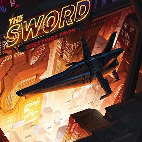 Sword - Greetings From (CD) - image 1 of 1