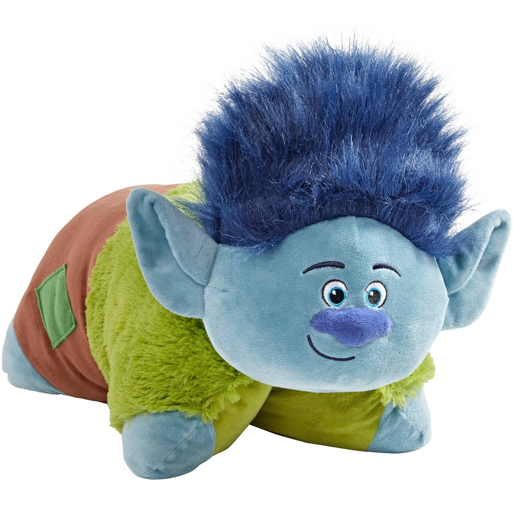Image of DreamWorks Trolls 2 Branch Pillow Blue - Pillow Pet