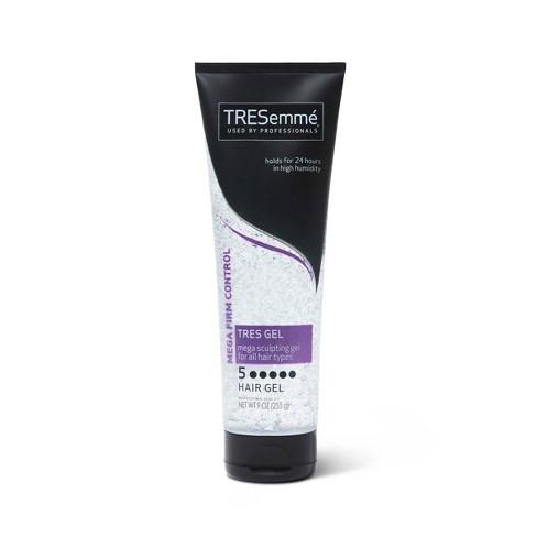 TRESemm TRES Two Hair Sculpting Gel Mega Firm Control Mega Hold - 9 fl oz - image 1 of 4