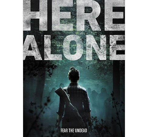 Here Alone (DVD) - image 1 of 1