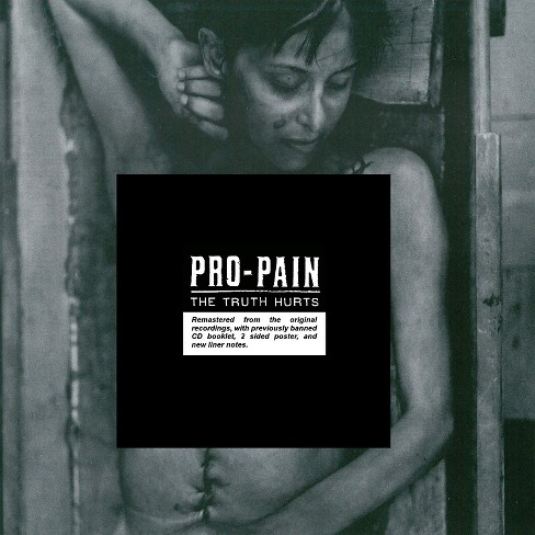 Pro-pain - Truth hurts (CD) - image 1 of 1