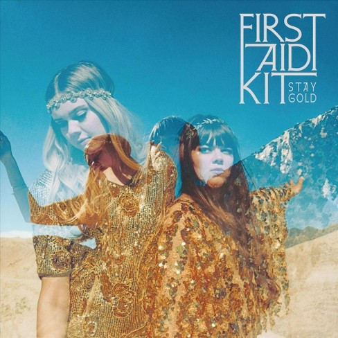 First aid kit - Stay gold (Vinyl) - image 1 of 1