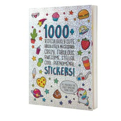 40pg Ridiculously Cute 1000+ Sticker Book - Fashion Angels