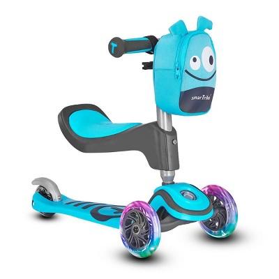 smarTrike T1 3 Wheel Kids' Kick Scooter - Blue