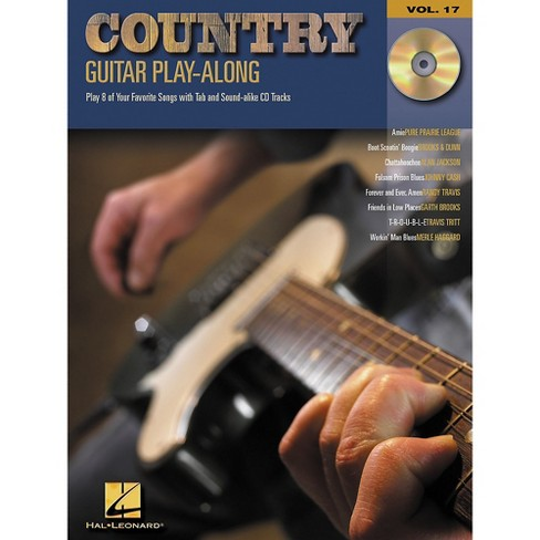 Hal Leonard Country Guitar Play-Along Series Book with CD - image 1 of 1