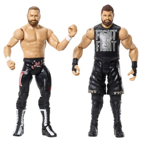 WWE Sami Zayn and Kevin Owens Action Figure 2-Pack - image 1 of 5