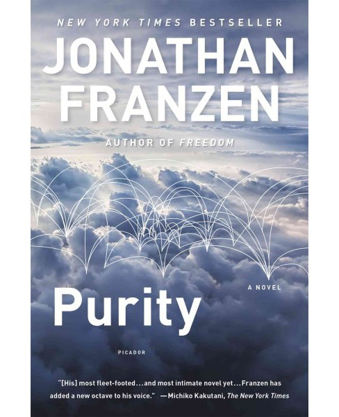 Purity (Reprint) (Paperback) (Jonathan Franzen) - image 1 of 1