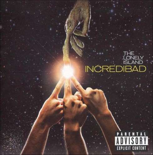 The Lonely Island - Incredibad [Explicit Lyrics] (CD) - image 1 of 1