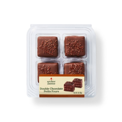 Double Chocolate Petit Fours - 3oz - Archer Farms™ - image 1 of 3