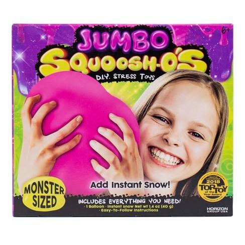 Squoosh-O's Jumbo D.I.Y. Stress Toys - image 1 of 4