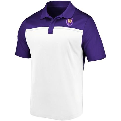 MLS Men's TC Polo Shirt Orlando City SC - image 1 of 3