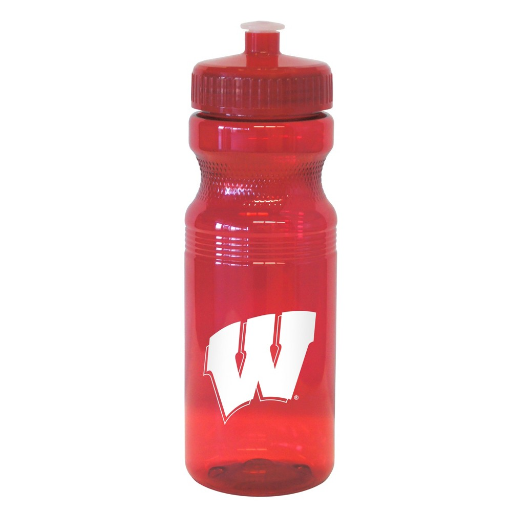 NCAA Wisconsin Badgers Boelter Squeeze Bottle
