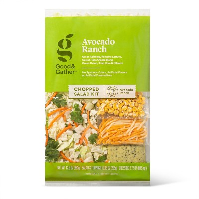 Avocado Ranch Chopped Salad Kit - 12.8oz - Good & Gather™