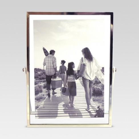 "5"" x 7"" Addison Frame Silver - Threshold™ - image 1 of 4"