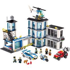 LEGO City Police Police Station 60141