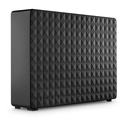 Seagate Expansion Desktop 4TB External Hard Drive HDD USB 3.0 (STEB4000100) - image 1 of 4