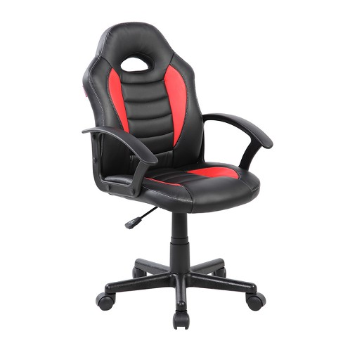 Kids Office Chair Red Techni Mobili