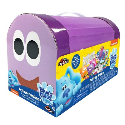 Nick Jr. Blue's Clues & You! Activity Mailbox