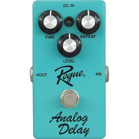 Rogue Analog Delay Guitar Effects Pedal - image 1 of 3