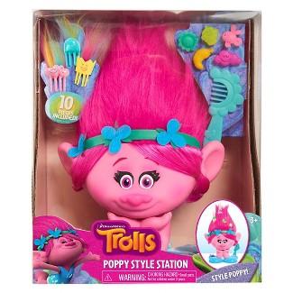 Trolls Poppy Style Station
