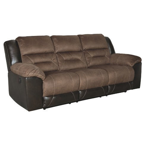 Earhart Reclining Sofa Signature Design By Ashley Target
