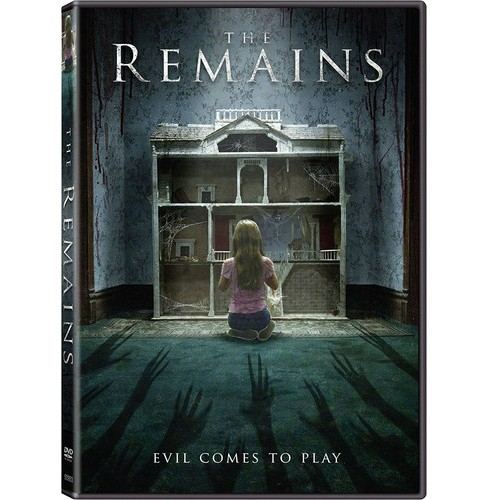 Remains (DVD) - image 1 of 1