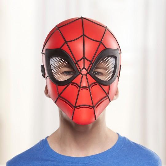 Marvel Spider-Man Hero Mask image number null