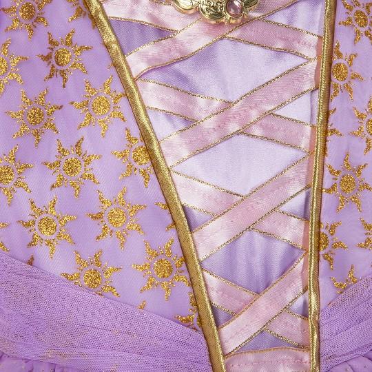 Girl's Rapunzel Costume - 7/8 - Disney store, Women's, Purple image number null