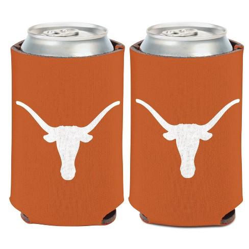 NCAA Texas Longhorns Logo Can Cooler - image 1 of 1