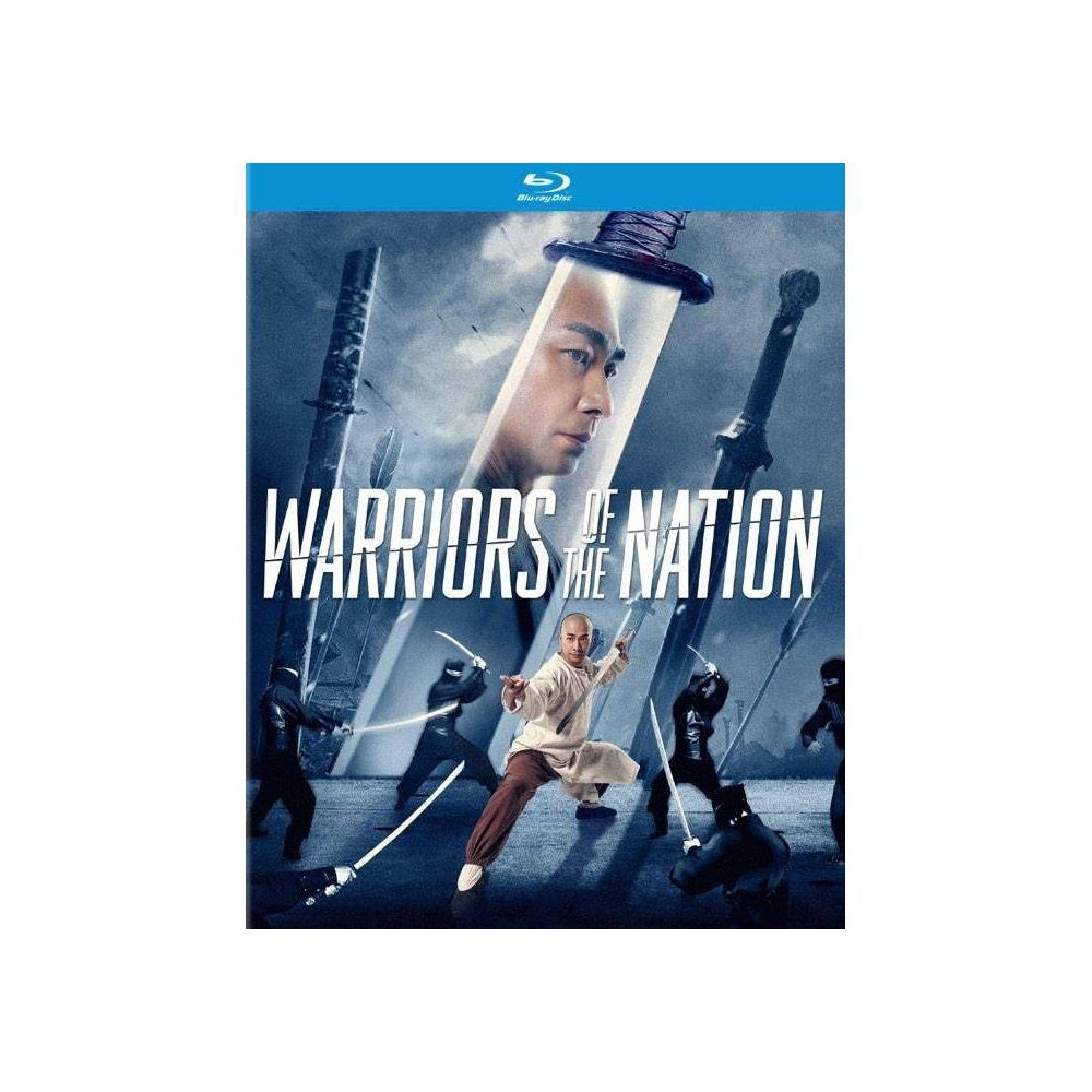 Warriors Of The Nation Blu Ray