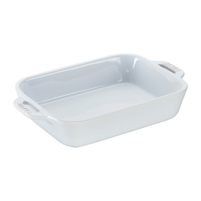 Staub Ceramic 7.5-inch x 6-inch Rectangular Baking Dish