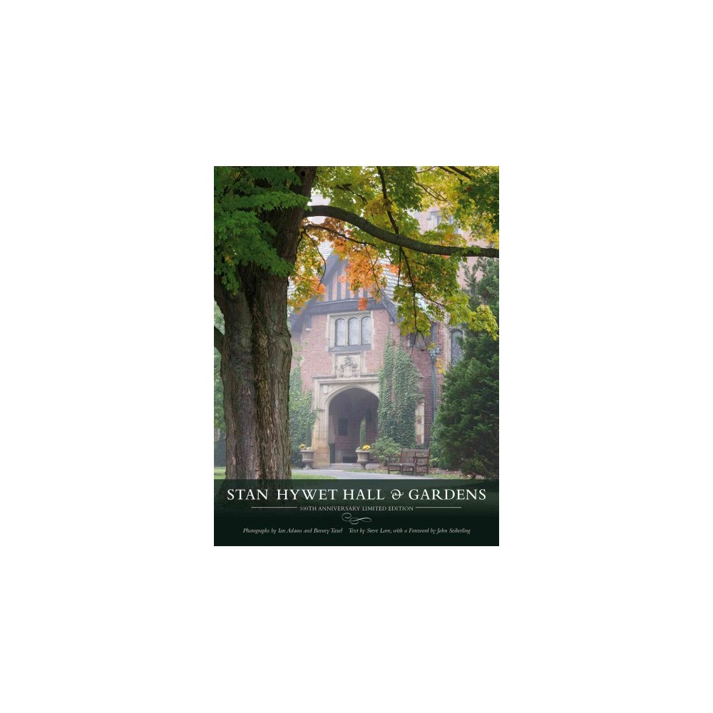 Stan Hywet Hall & Gardens ( Series Ohio History and Culture) (Reprint) (Hardcover)