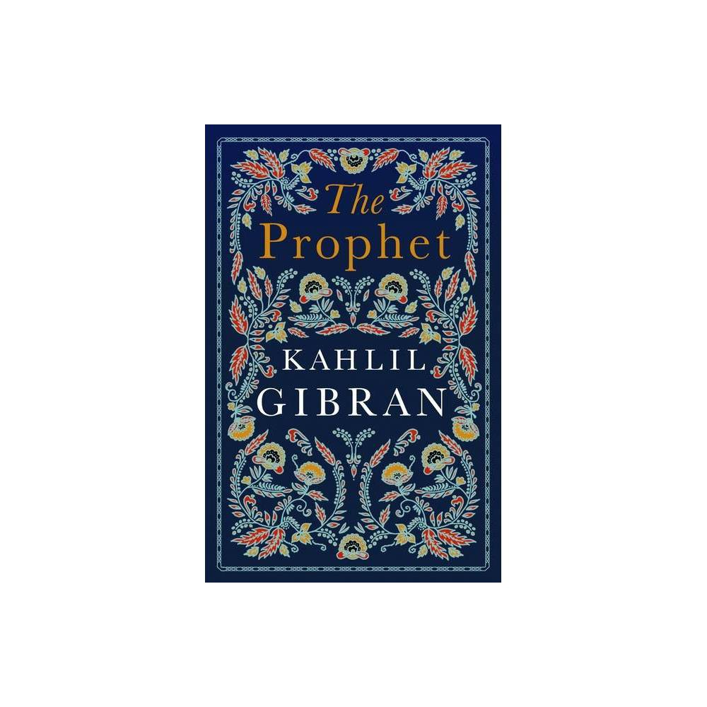 The Prophet Evergreens By Kahlil Gibran Paperback