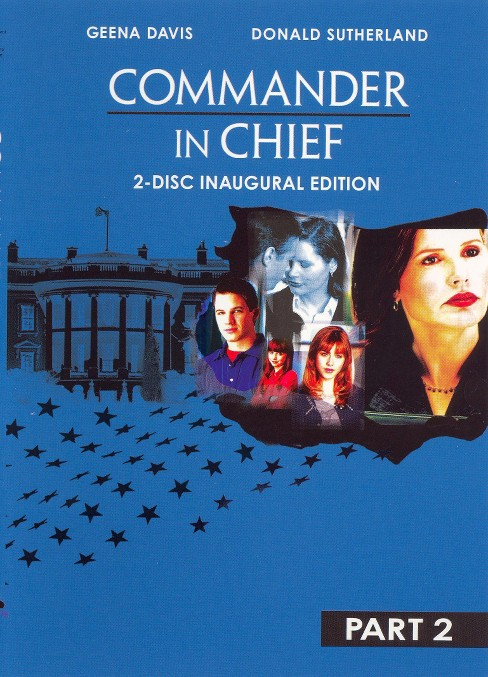 Commander in chief:Inaugural edition (DVD) - image 1 of 1