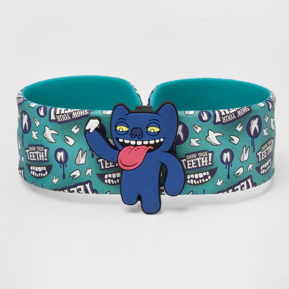 Fuggler Slap Bracelet - Turq, Turquoise