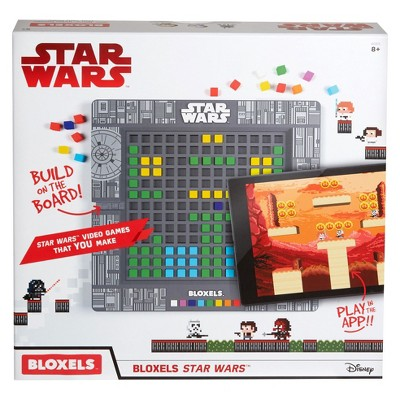 Bloxels Star Wars Video Game Builder