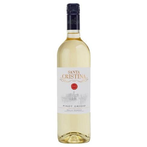 Santa Cristina Pinot Grigio White Wine - 750ml Bottle - image 1 of 4