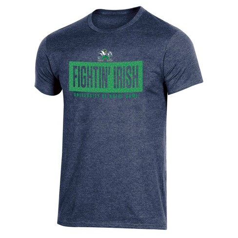 NCAA Notre Dame Fighting Irish Men's Short Sleeve High Density T-Shirt - image 1 of 2