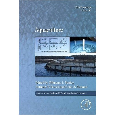 Aquaculture, 38 - (Fish Physiology) (Hardcover)