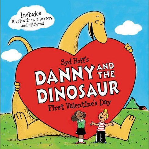 Danny and the Dinosaur: First Valentine's Day - by  Syd Hoff (Paperback) - image 1 of 1