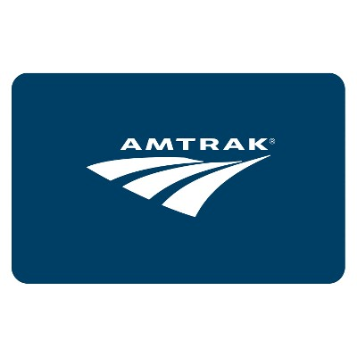 Amtrak Gift Card (Email Delivery)